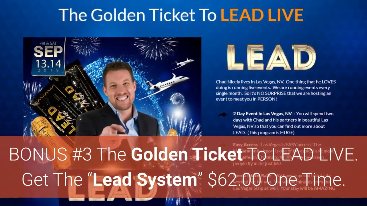 Leadapp Review & Bonus Offer - Watch Lead App Review & Get 100+ HQ Bonuses