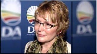 Helen Zille briefs media post DA federal Exec meeting