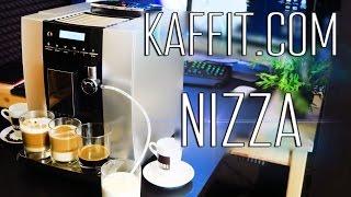 Для любителей Кофе - Кофемашина KAFFIT NIZZA (KFT1604)