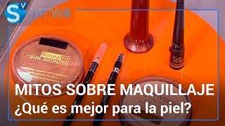 Mitos sobre el maquillaje | Boticaria García en Saber Vivir