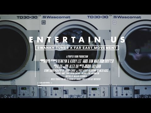 preview Swanky Tunes & Far East Movement - Entertain Us  from youtube