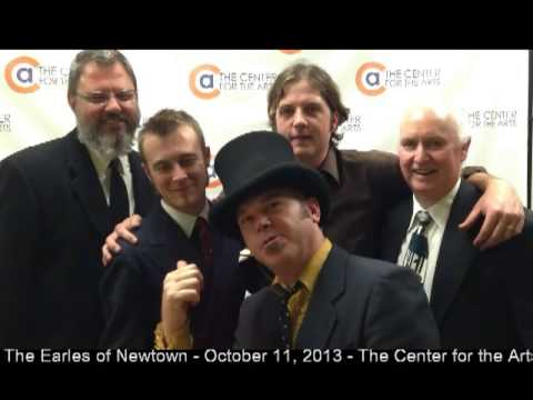 The Earles of Newtown  October 11, 2013  The Center for the Arts
