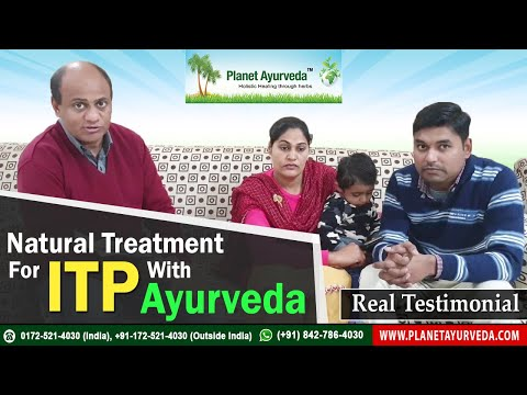 Natural Treatment for ITP with Ayurveda | Alternative Treatment for ITP