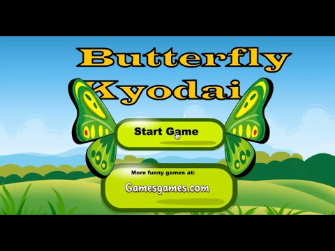 butterfly kyodai full screen