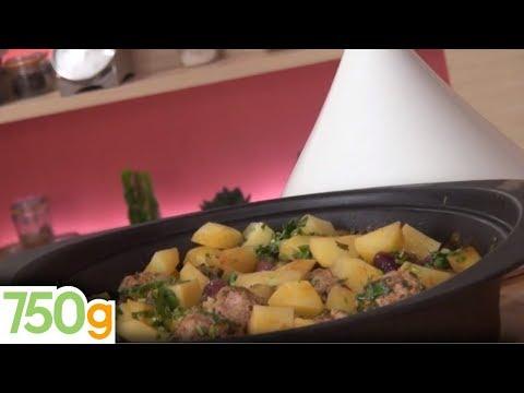 recette-de-tajine-kefta-aux-pommes-de-terre---750g