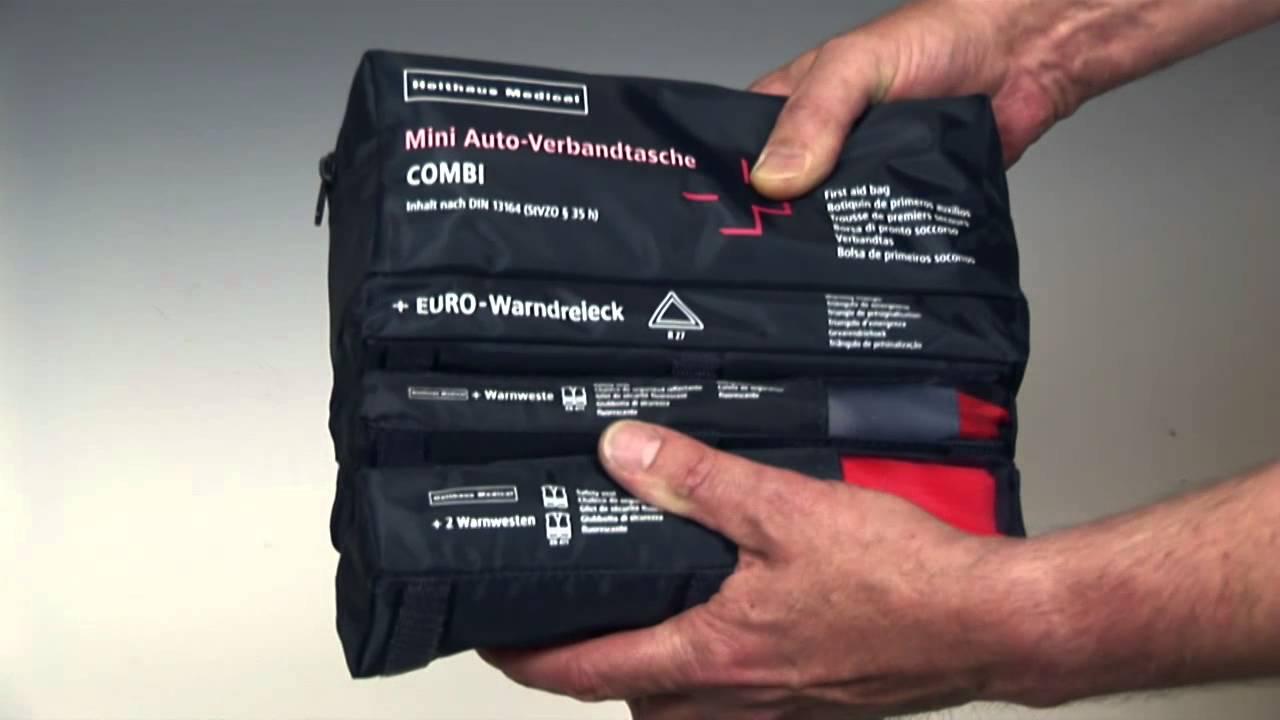 Mini 3 In 1 First Aid Bag Holthausde En
