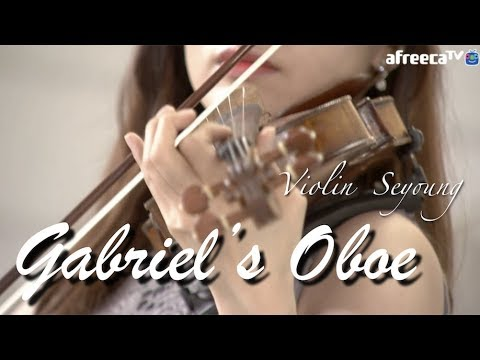 Gabriel's Oboe(가브리엘 오보에) -  The Mission / Nella Fantasia(넬라판타지아) Violin Cover By Se-Young
