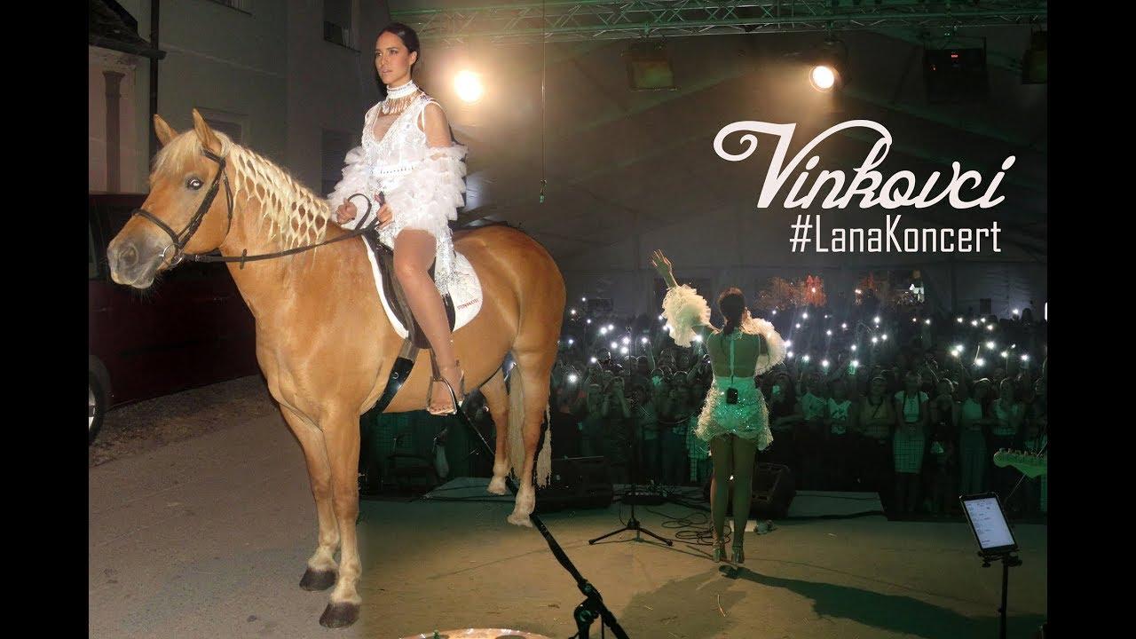 Lana - VINKOVCI #LanaKoncert