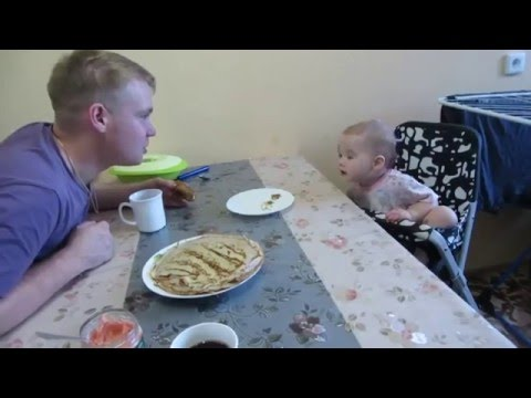 Разговор с отцом..дети жгут - видео онлайн