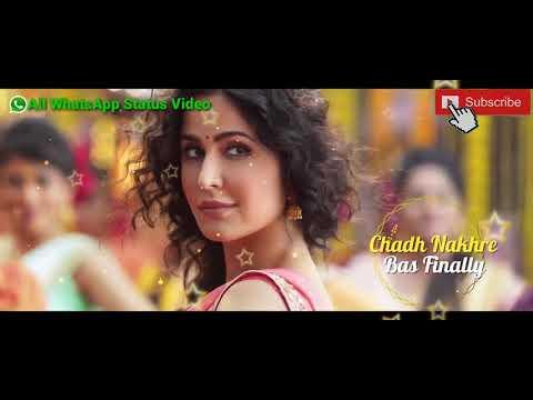 Aithey Aa- New WhatsApp Status Video   Bharat   Salman Khan & Katrina Kaif