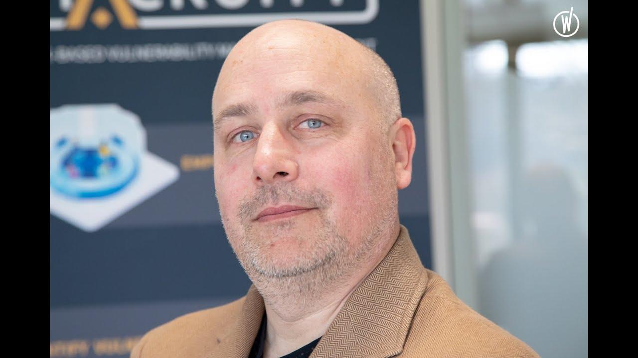 Découvrez Hackuity avec Patrick, CEO