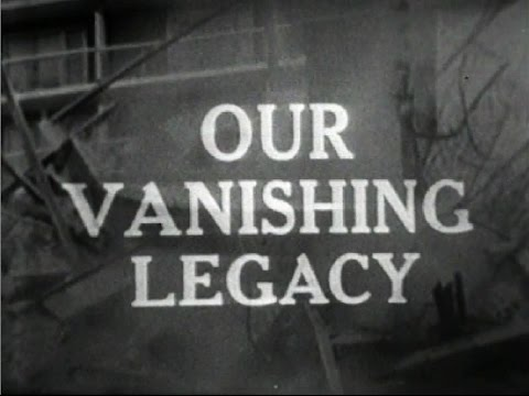 Our Vanishing Legacy