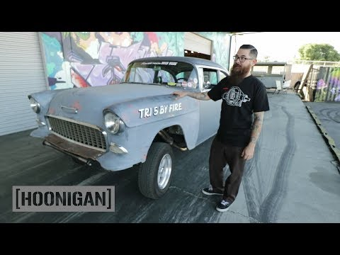 [HOONIGAN] DT 036: Chase's 1955 Chevy May Have Some Wheel Hop Issues