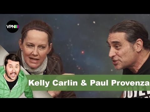 Kelly Carlin & Paul Provenza | Getting Doug with High