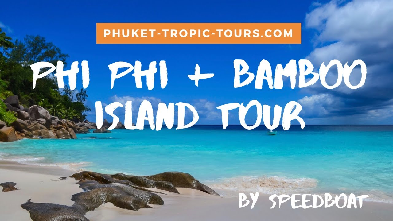 Phi Phi Islands tour video overview:
