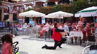 Фламенко танец мужчины видео, развлечения Испании, Flamenco dance