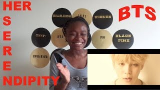BTS - LOVE YOURSELF 承 Her 'Serendipity' Comeback Trailer Reaction