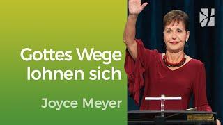 Galater 2: Gottes Wege lohnen sich – Joyce Meyer – Mit Jesus den Alltag meistern