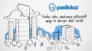 Peikko – faster, safer and more efficient way to design and build