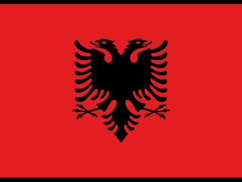 "Albania National Anthem ""Himni i Flamurit"" ""Hymn to the Flag"""