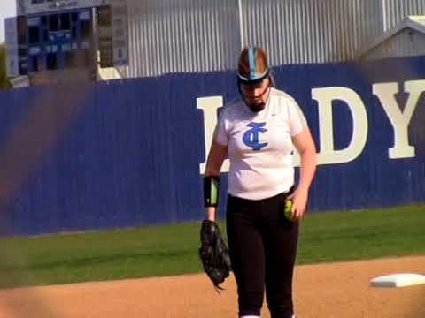 Tishomingo County vs New Albany Softball with Jack Ivy 4-19-18 only on WRMG-TV-12/97