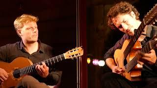 "Reetko Dirks and Malte Viet ""NOVEMBER"" Saitenfest PEP Kulturverein Altes Pastorat Wrist 20.10.2018"
