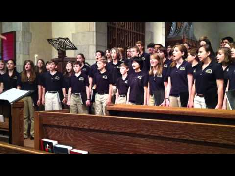 Let Zion Move - Patrick Henry College Youth Music Academy Choir