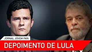Direto de Curitiba: Acompanhe as notícias sobre o depoimento de Lula (10/05) thumbnail