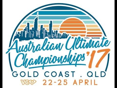 AUC2017 - Men's Final - Colony Pillage (Sydney) vs Wildcats (Wellington)