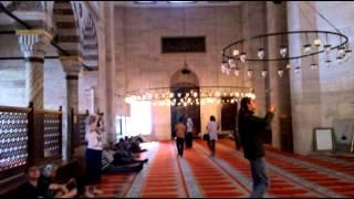 Стамбул. Мечеть Сулеймание.(Путешествия с Ириной Володиной., 2014-08-03T18:36:03.000Z)