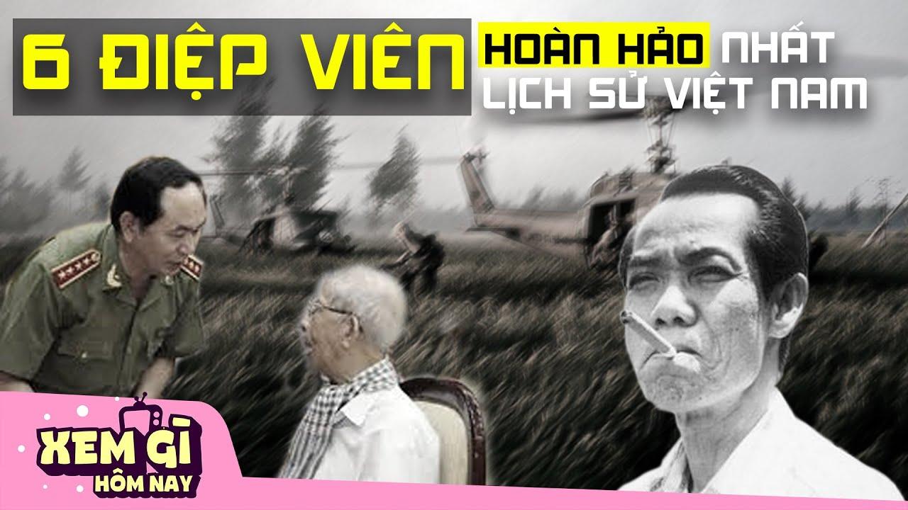 6 Gián Điệp ĐẲNG CẤP Nhất Của Việt Nam Khiến Đặc Nhiệm Mỹ Kh.iếp. Sợ
