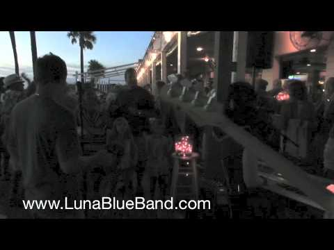 Tampa Cover Band Luna on Clearwater Beach at Palm Pavilion