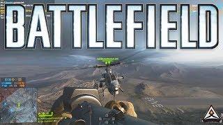 Chopper Gunner - Battlefield 4