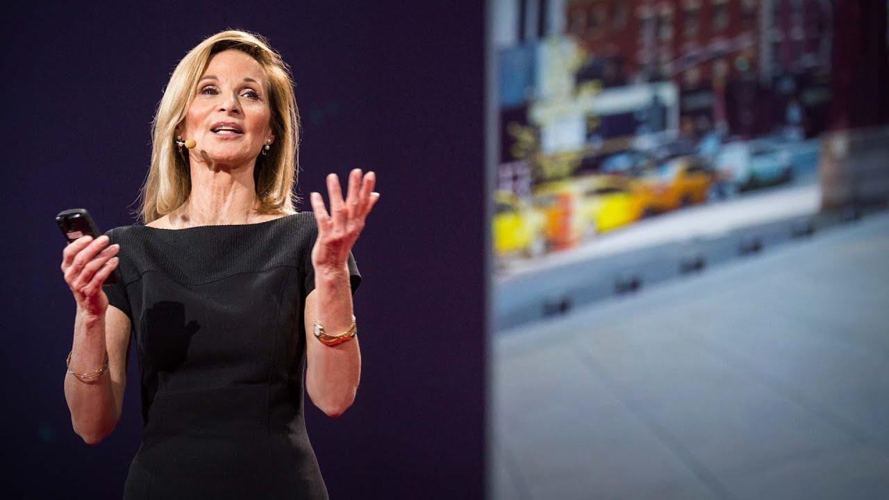 Amanda Burden: How public spaces make cities work