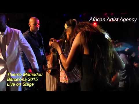 Thierno Mamadou Konzerte 2015