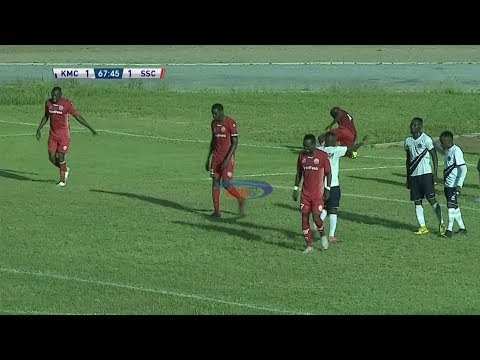 KMC FC 1-2 SIMBA SC;  FULL HIGHLIGHTS & INTERVIEWS