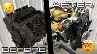 Reassembling The New Engine (Total Transformation!): Jimmy Resto Ep.12
