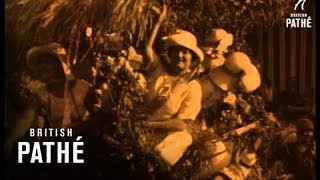 Battle Of Flowers (1925)