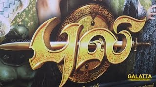 I was hesitant to work with Chimbhudevan in Puli - Art Director Muthuraj
