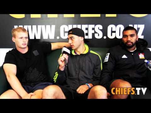 Chiefs TV - Shaun Stevenson interviews