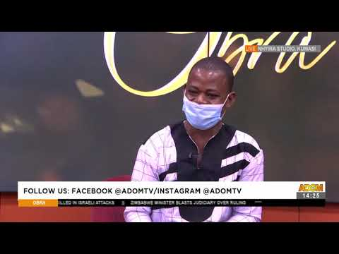 He Has Thrown Me Out After Marrying Another Woman - Wife Cries- Obra on Adom TV (17-5-21)