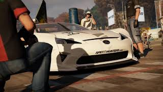 Need For Speed Shift 2 Unleashed DLC SpeedHunters Race 02 1320 Outlaws Exhibition 2