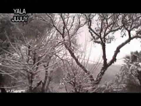 JUJUY BAJO NIEVE (ARGENTINA 2010) SAN PABLO DE REYES Y YALA -3  DE 4 PARTES-