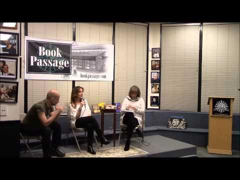 Gina Nahai & Salar Abdoh at Book Passage
