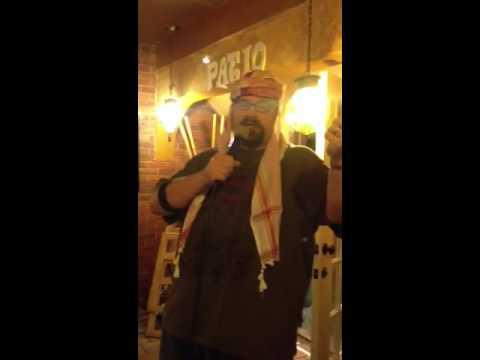 Brad singing Istanbul (Not Constantine)