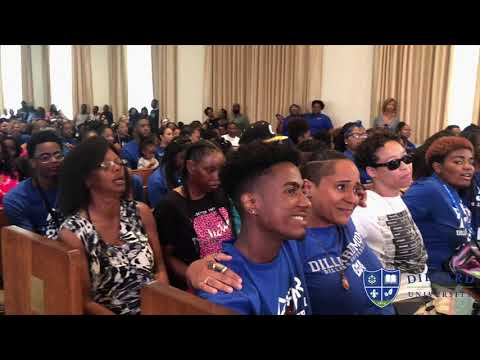 Dillard University 2019 Parting Ceremony| Welcome to DU Class of 2023
