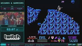 Wizards & Warriors by DarkTerrex in 17:34 - AGDQ2018 - Part 64