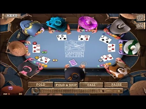 Governor of Poker 2 Open All Card