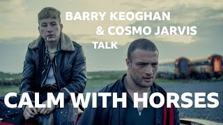 Cosmo Jarvis & Barry Keoghan interview by Mark Kermode & Simon Mayo