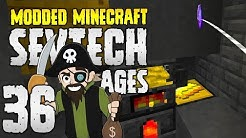 1 12 Modded Minecraft SevTech Ages: Episode 35: Ore Excavation!